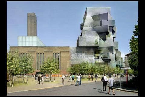 Tate Extension